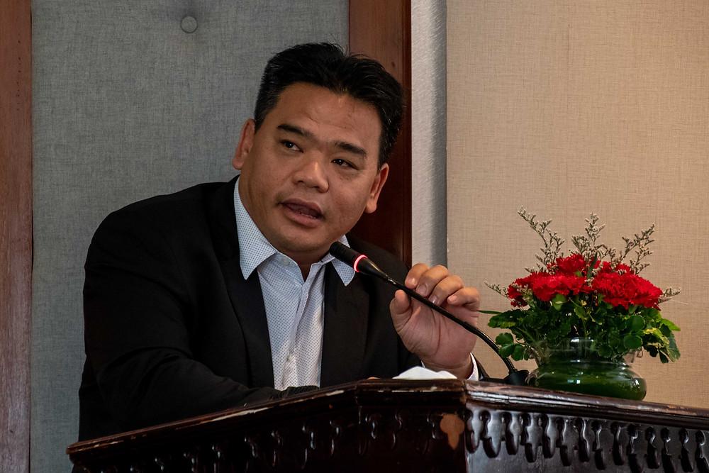 M. Luu Meng