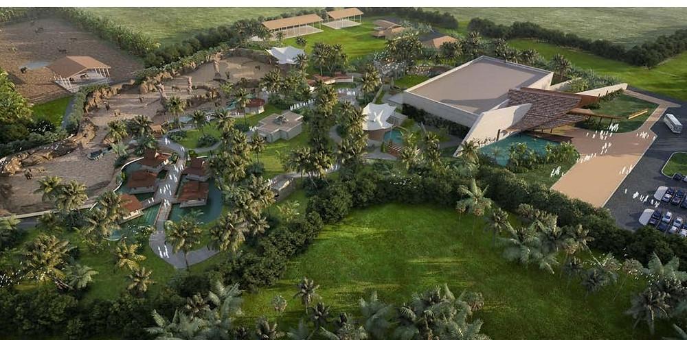 Angkor Animal Kingdom projet LBL de Siem Reap