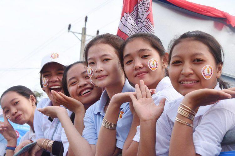 Dans la province de Thbong Khmum