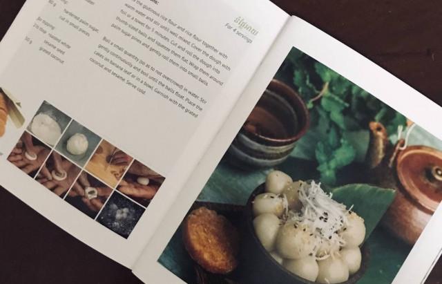 Cambodge & Gastronomie : Préparer un gâteau de riz au sucre de palme ou «Num Ple Ay»