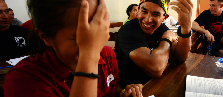 Chronique & Humour : Aider le Cambodge…