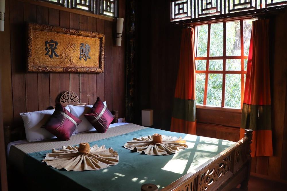 Chambre au Rajabori