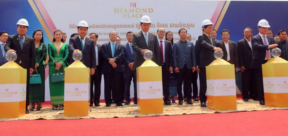 Phnom Penh : Nouveau supermarché de 60 millions