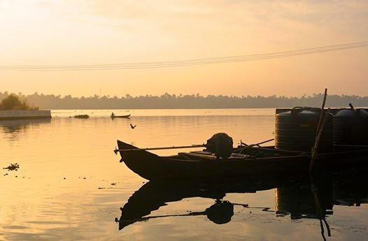 Pérégrinations dans le Kerala