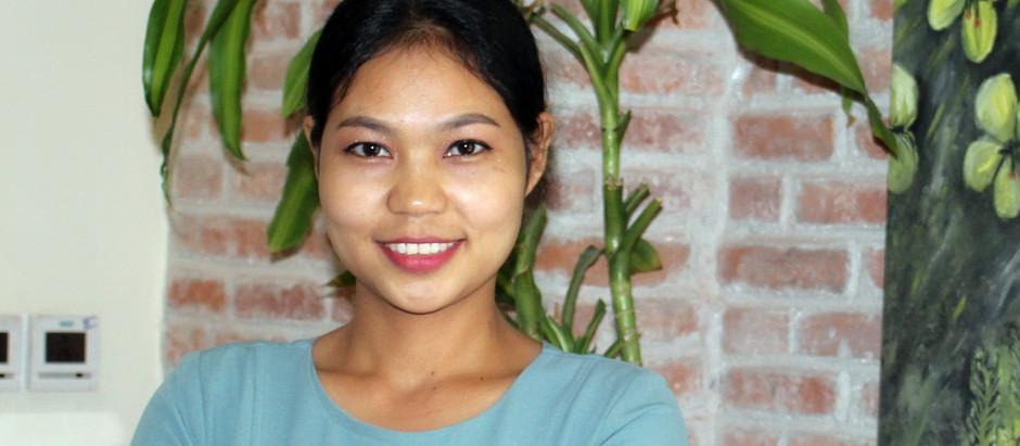 Journée Internationale des Femmes 2021 : Khantei SOK et la ferme ambition de réussir
