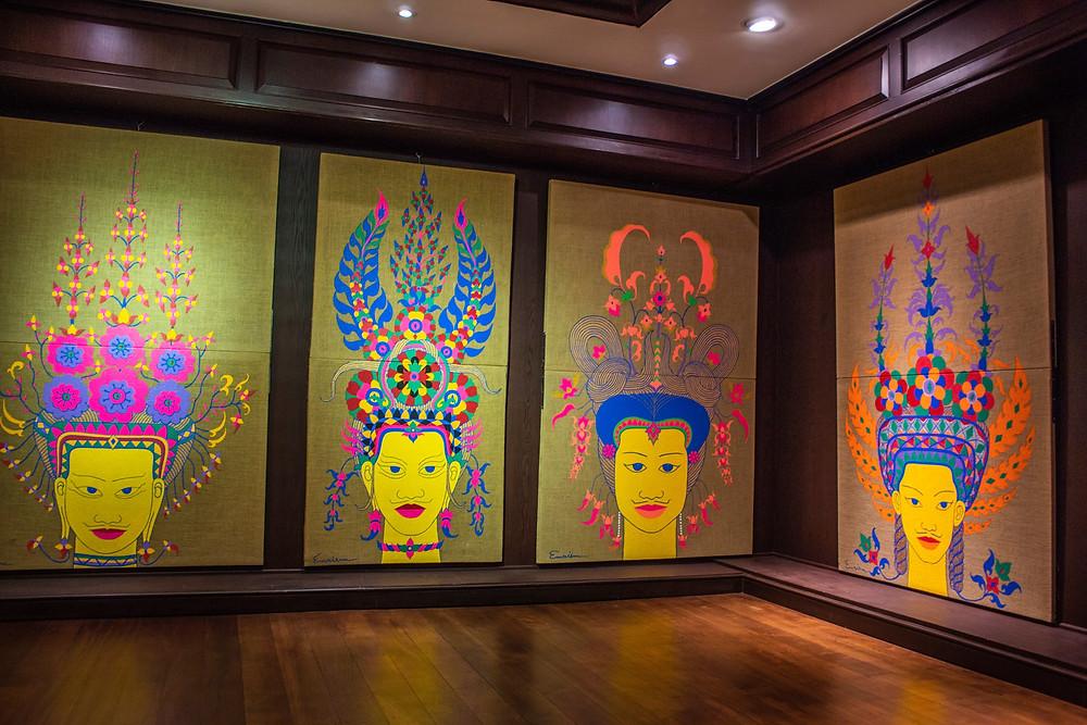 Kambuja Exhibition, le mythe selon Em Riem