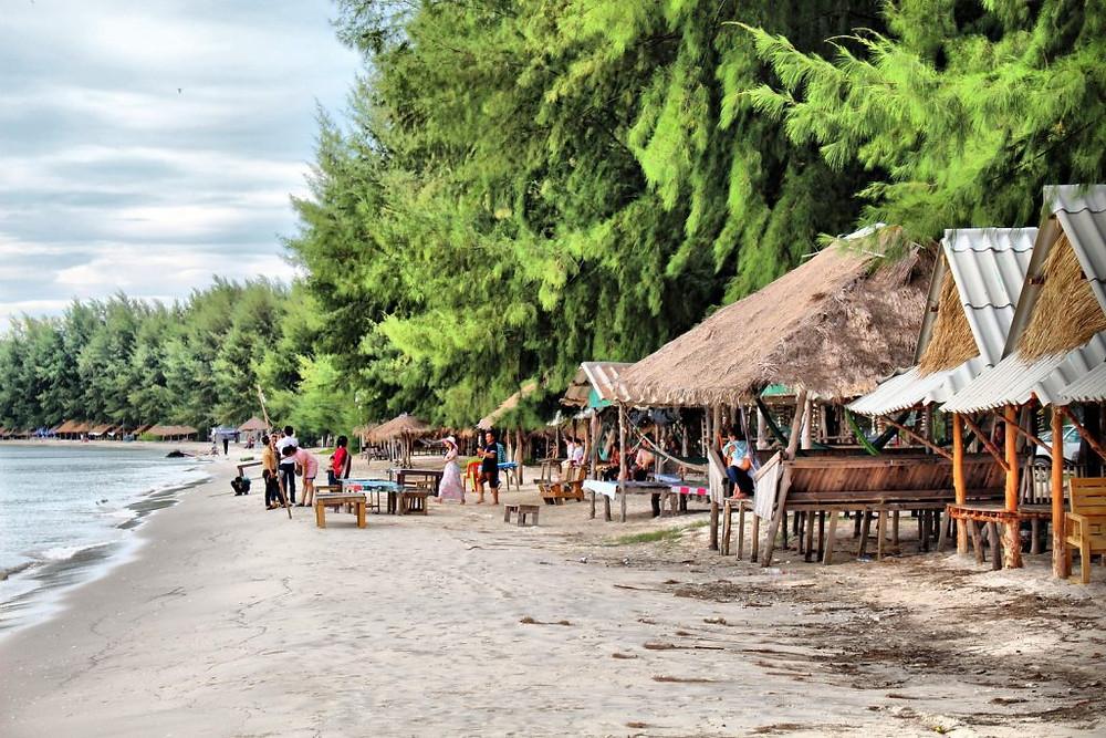 Bak Klong Beach