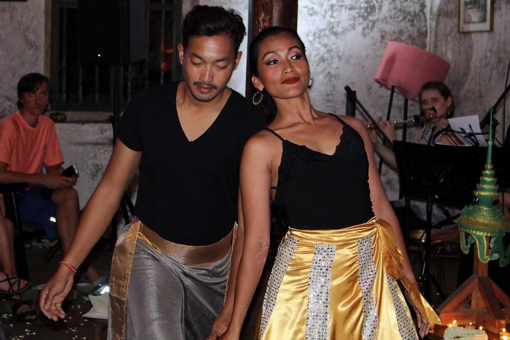Belle Sodhachivy Chumvan et Sour Kim Seng