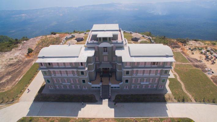 Le Bokor Palace rénové par Sokha Hotels and Resorts. Photographie fournie