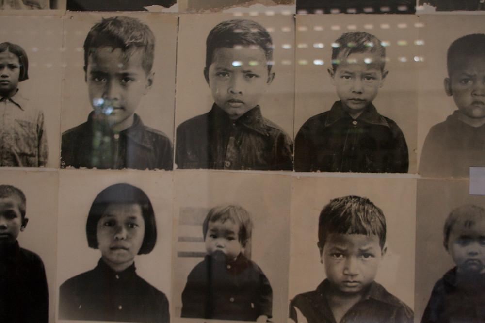 Photographies de victimes