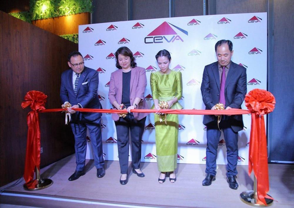 CEVA Logistics ouvre un bureau dans la capitale cambodgienne