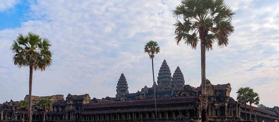 Cambodge & Brève tourisme : 54,5 % de touristes asiatiques et chute de 78 % en 2020