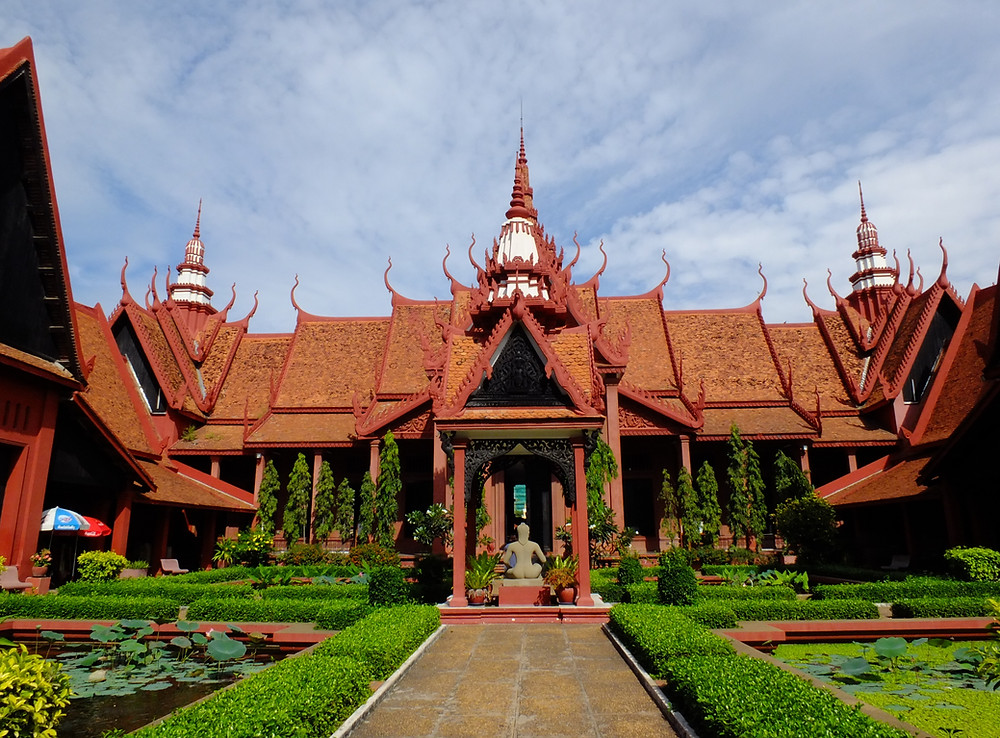 Musée National à Phnom Penh