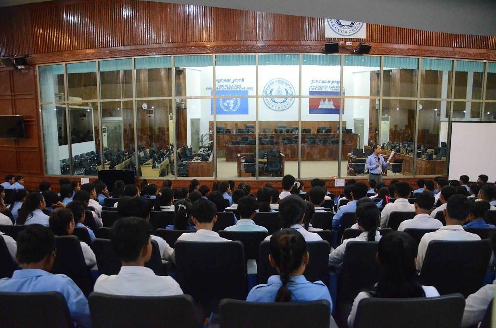 Tribunal des Khmers Rouges : L'Union Européenne poursuit son assistance