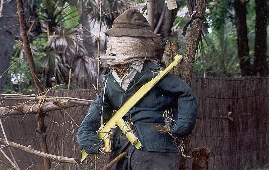 Avec la peur du Covid-19, le Ting mong est partout au Cambodge
