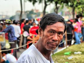 Cambodge & Archives photographiques : Fête des Eaux à Phnom Penh, ambiance et visages…