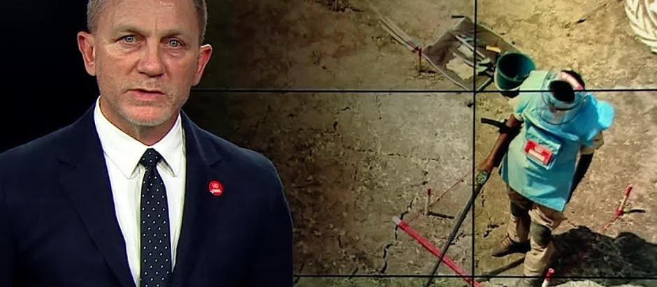 Cambodge : Daniel «007» Craig invité au lancement du premier «Safe Ground du Cambodge»