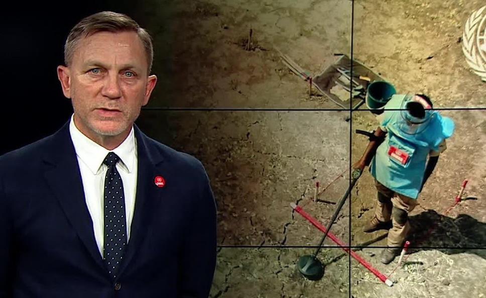 Daniel «007» Craig invité au lancement du premier «Safe Ground du Cambodge»