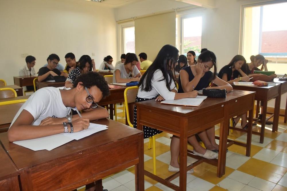 Le lycée Descartes aujourd'hui