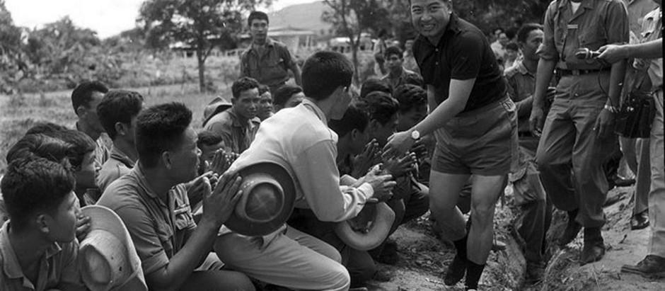 Hommage & Souvenir : En parlant de Norodom Sihanouk, père de la nation cambodgienne