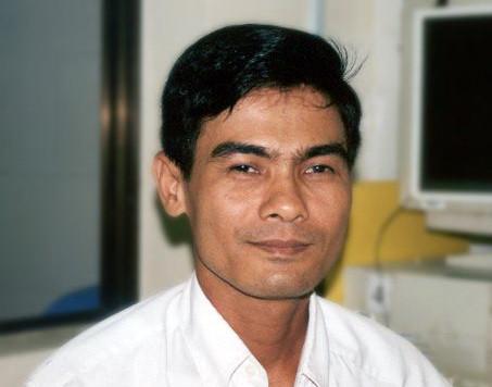 Chea Vichea, président du Syndicat libre des travailleurs du Royaume du Cambodge (FTUWKC), a été abattu le 22 janvier 2004