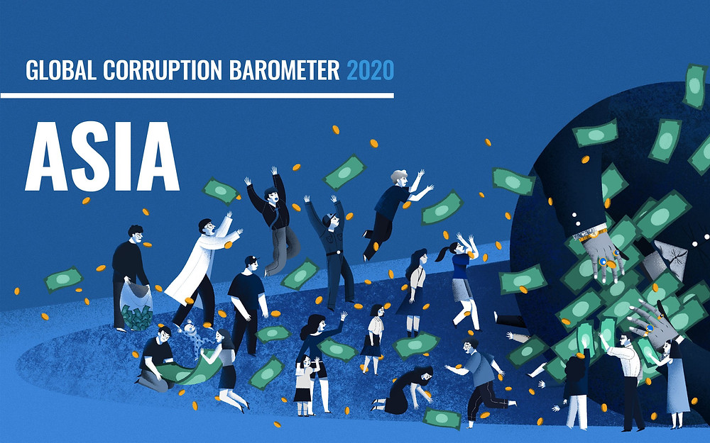 Corruption en baisse dans le royaume selon Transparency International
