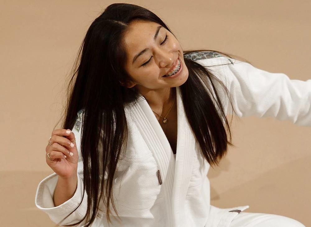 L'athlète cambodgienne-américaine Jessa Khan