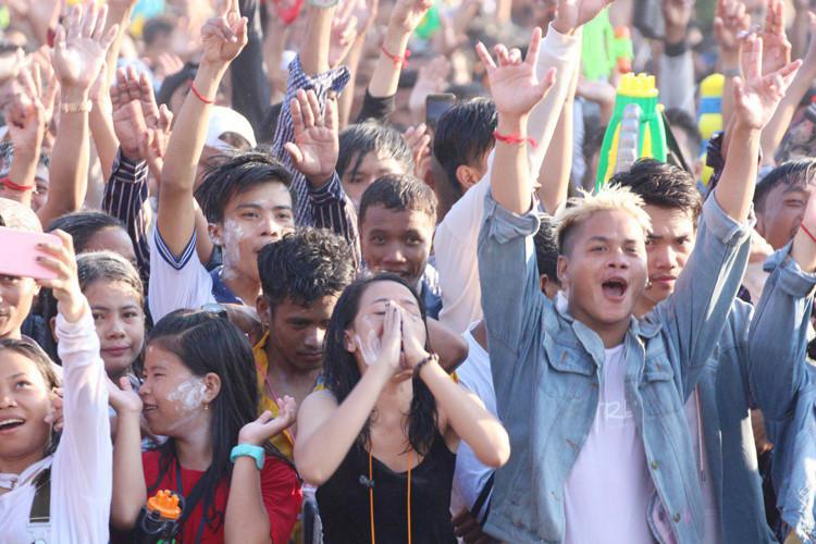 370.000 touristes dans la province de Siem Reap pour le Nouvel An Khmer