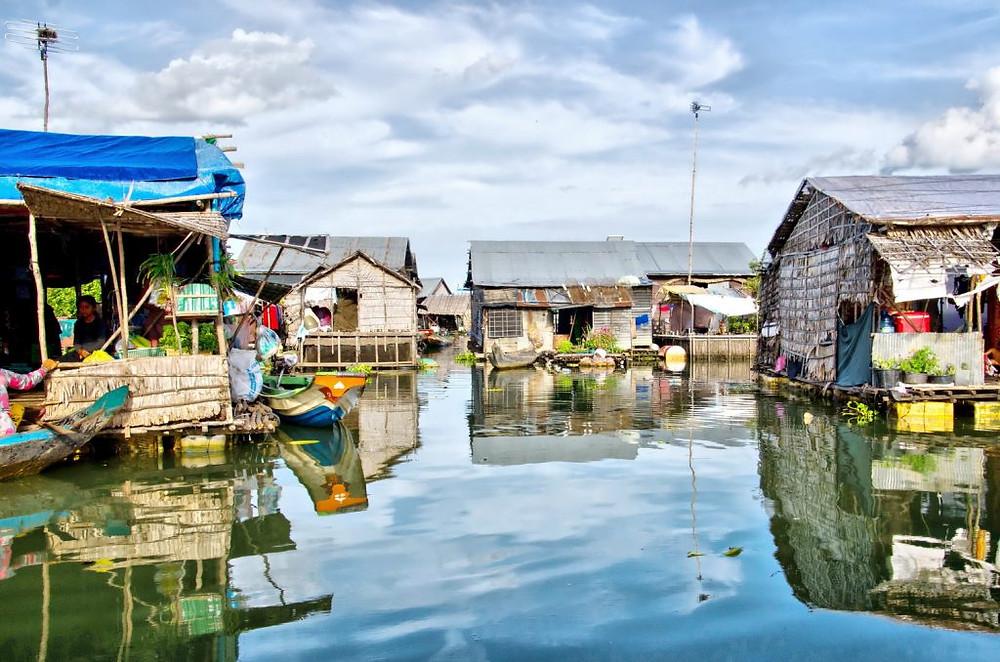 Un village itinérant