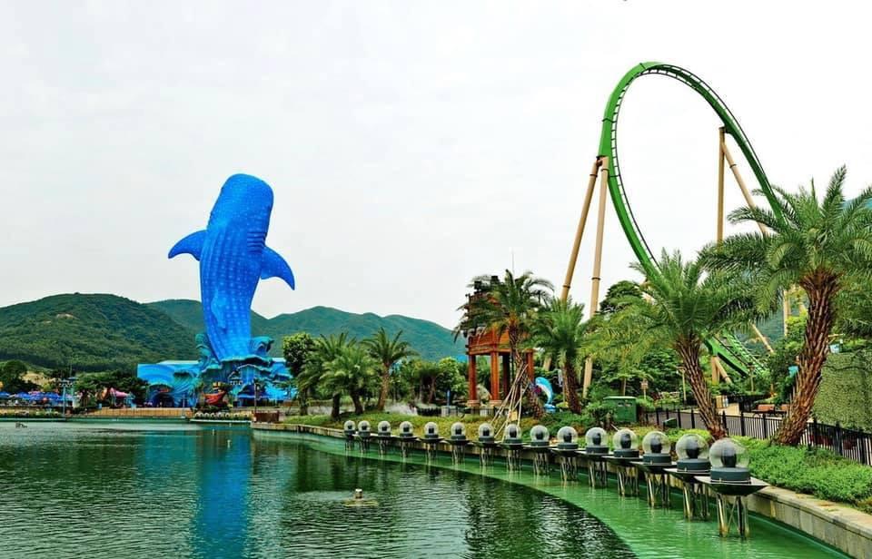 Projet de parc de loisirs