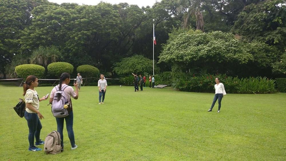 Journée du patrimoine à l'Ambassade de France
