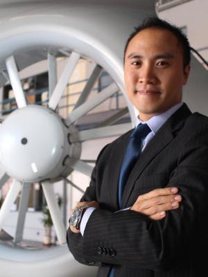 Thierry Tea, Président de Starline Global Industries