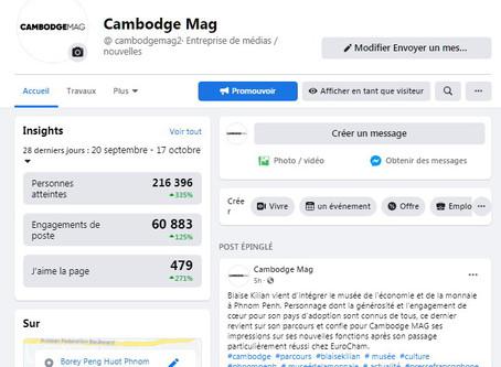 Presse francophone & Édito : Un grand merci à nos lecteurs, collaborateurs et sponsors