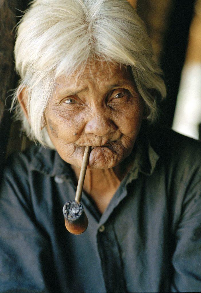Femme Jaraï du Ratankiri