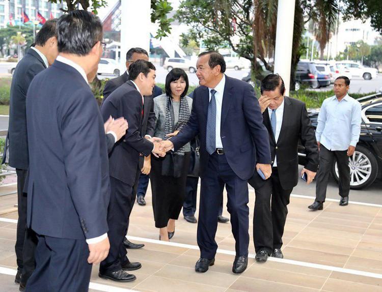 Diplomatie : Voyage de S.E. Prak Sokhonn pour renforcer les liens avec la Chine