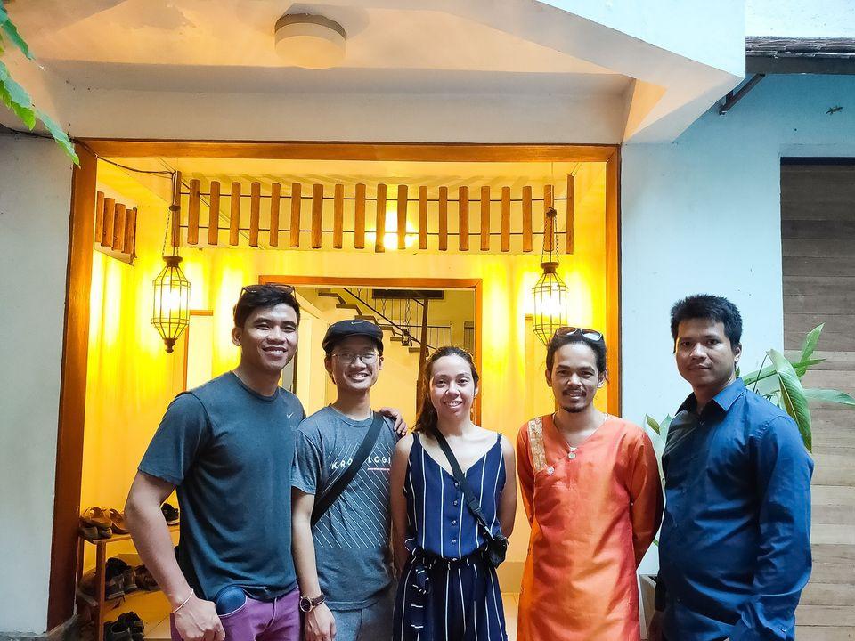 Amis et participants du projet