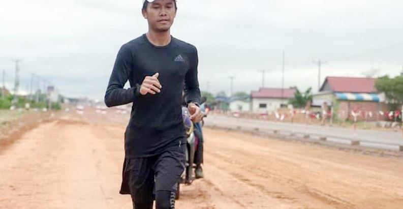 Solidarité : SAI, courir 99 jours et ramener un million $ pour l'hôpital pour enfants d'Angkor