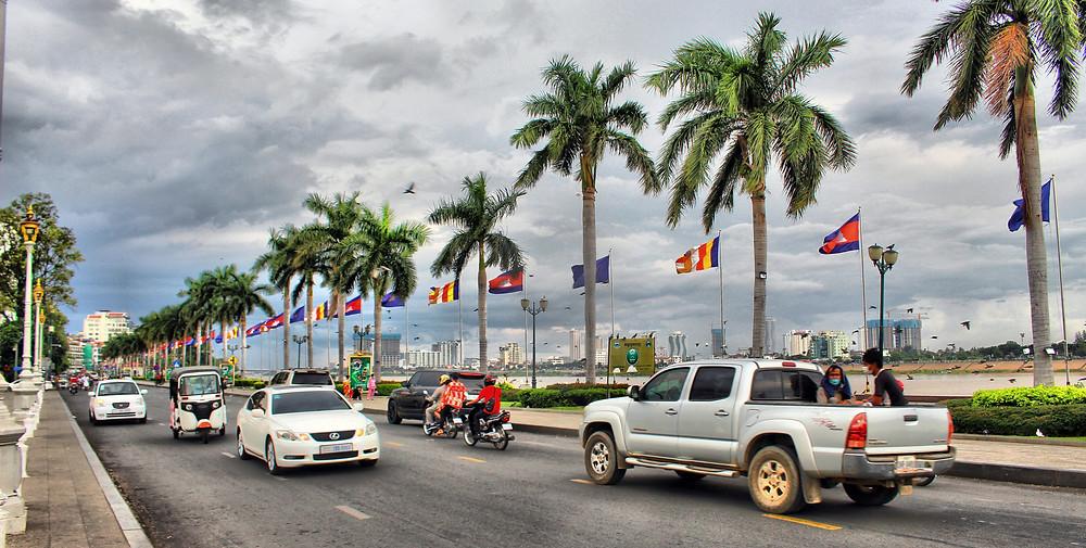 Phnom Penh. Photographie C.Gargiulo