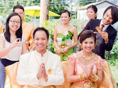 Chronique & Société : Les symboles oubliés du mariage cambodgien