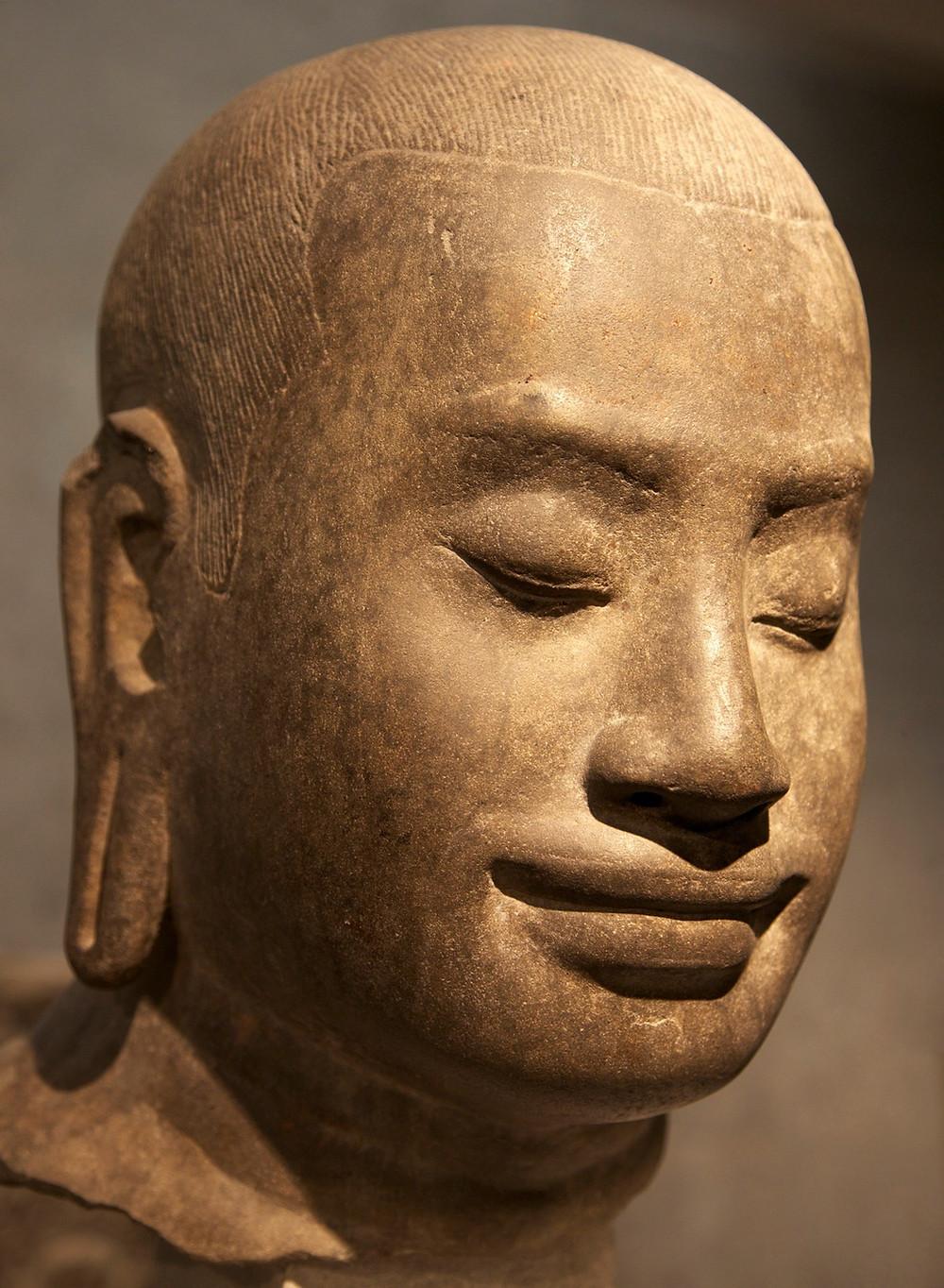 Le roi Jayavarman VII