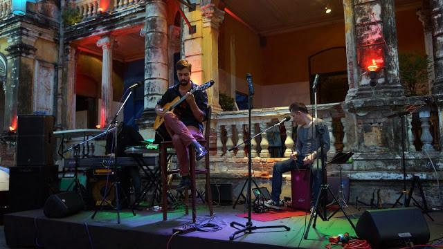 Concert au FCC Mansion