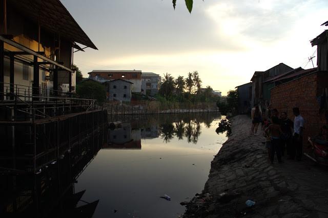 Environnement difficile pour les riverains