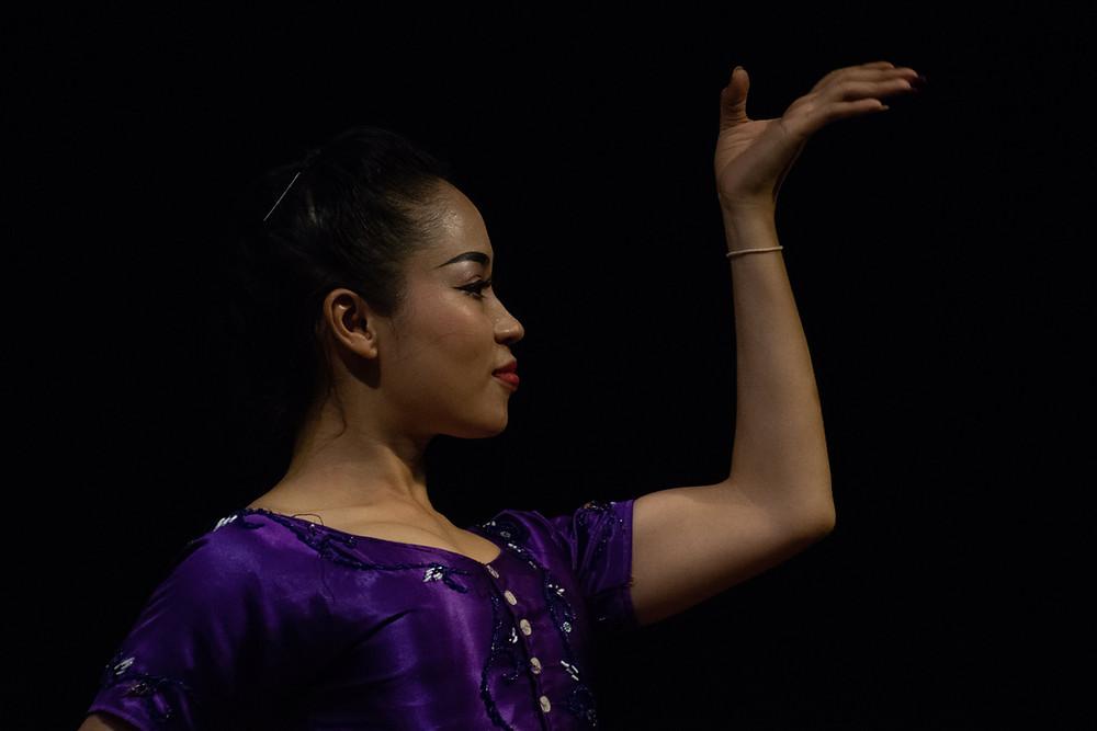 Danse Apsara : 4500 postures existantes