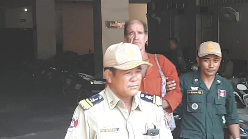 L'Australien Jame Ricketson condamné à six ans d'emprisonnement