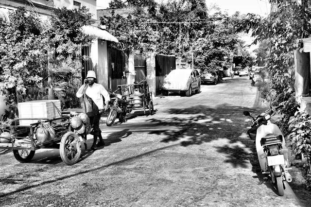 Rue de Phnom Penh...Photo C.Gargiulo