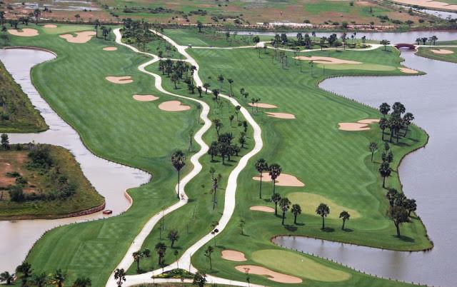 Golf féminin : Siem Reap devient une étape du circuit pro