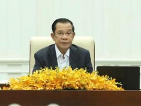 Cambodge & Premier ministre : Activités économiques et événements officiels reprendront en Novembre