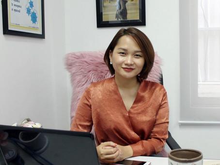 Journée Internationale des Femmes 2021 : Rencontre avec la journaliste Chansophea Ung