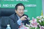 S.E. Dr. Kun Nhem, DG du Département général des douanes et accises