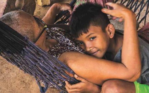 Les enfants, premières victimes de la migration économique au Cambodge